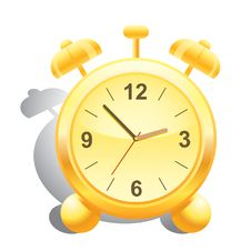 Free Alarm. Stock Image - 17914931