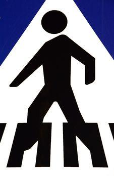 Free Walking Man Royalty Free Stock Photo - 17915545