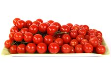 Free Cherry Tomato Royalty Free Stock Photo - 17916865