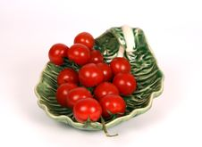 Free Cherry Tomato Stock Photography - 17916992