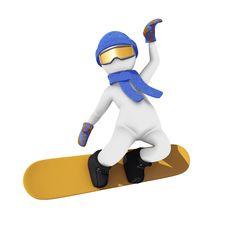 Free Snowboarding Stock Photos - 17917683
