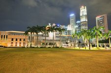 Singapore Parliament House Royalty Free Stock Photos