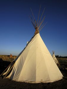 Free Autumn Tipi Stock Images - 17918214