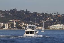 Free Fishing Boat San Diego Royalty Free Stock Images - 17919319