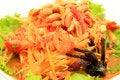 Free Thai Papaya Salad Royalty Free Stock Photos - 17920298