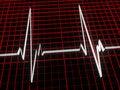Free Three Dimensional Cardiogram Stock Photos - 17925383