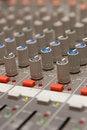 Free Studio Sound Mixer Details Stock Photo - 17925490