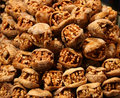 Free Walnut Into Dried Fig Stock Photography - 17926222
