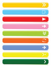 Free Arrow Buttons Stock Images - 17929894