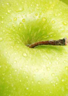 Free Fresh Green Apple Stock Photo - 17920820