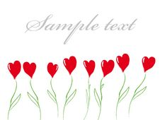 Free Valentine Layout Stock Images - 17921274