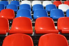 Free Seats Royalty Free Stock Images - 17921589