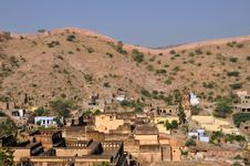 Free Jaipur Hills Royalty Free Stock Photography - 17921947