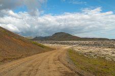Free Icelandic Landscape Stock Photo - 17921960
