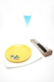 Free Yellow Dish Royalty Free Stock Image - 17922706