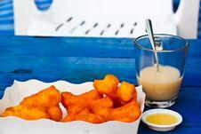 Free Deep-fried Doughstick Stock Photos - 17922813