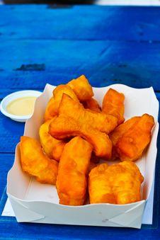 Free Deep-fried Doughstick Stock Photo - 17922840