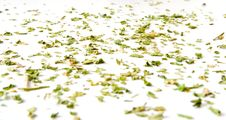 Free Dried Parsley Royalty Free Stock Photography - 17923077