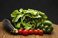 Free Fresh Vegetable Royalty Free Stock Photos - 17923238