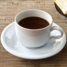 Free Cup Of Coffee Royalty Free Stock Photos - 17923468