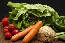 Free Fresh Vegetable Royalty Free Stock Photography - 17923497