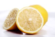 Free Fresh Lemon Royalty Free Stock Image - 17923816