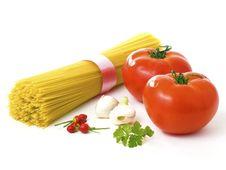 Spaghettis Stock Photo