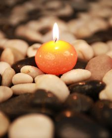 Free Candle Royalty Free Stock Photos - 17924908