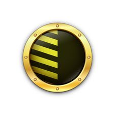 Free Shield. Vector. Stock Images - 17924944