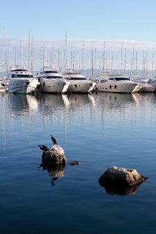 Free Yacht II Royalty Free Stock Photo - 17925565