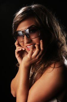 Free Sunny Smile Stock Image - 17927001