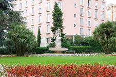 Free Park Of Saint James, Opatija, Croatia Royalty Free Stock Photos - 17927218