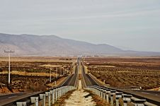 Free Chile Travel Road Landscape Royalty Free Stock Images - 17928139