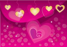 Free Valentines Hearts Royalty Free Stock Image - 17928856
