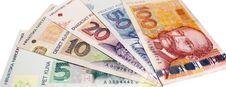 Free Banknotes Stock Image - 17929401