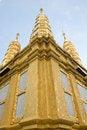 Free Golden Pagoda Royalty Free Stock Photography - 17930467
