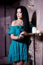 Free Beautiful Brunette Woman Stock Photos - 17930653