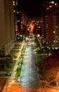 Free Night Scene In Santiago Chile Stock Image - 17933911
