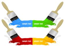 Free Paint And Brush Stock Photos - 17930073