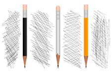 Free Pencil3 Royalty Free Stock Photos - 17930088