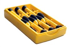 Free Screwdrivers Box Stock Photos - 17930143