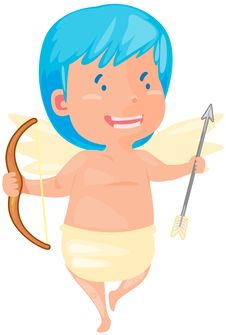 Free Cupid Stock Photography - 17930592