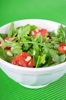 Free Fresh Salad Royalty Free Stock Photography - 17932277