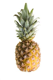 Free Pineapple Royalty Free Stock Image - 17932416