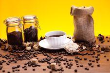 Free Aroma Coffee Royalty Free Stock Photo - 17932605