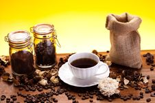 Free Aroma Coffee Royalty Free Stock Image - 17932646