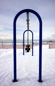 Free An Empty Playground Stock Photos - 17932703