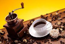 Free Aroma Coffee Stock Image - 17932821