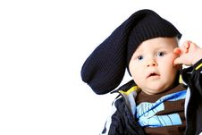Free Curious Kid Stock Photography - 17932932