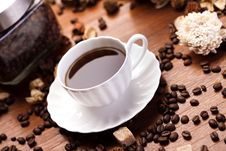 Free Aroma Coffee Stock Photography - 17933422
